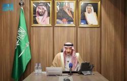 """""""الخريجي"""": السعودية كرست كافة جهودها لمواجهة جائحة كورونا وحماية الإنسان على أراضيها"""