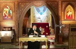 «رسالة فرح» من البابا تواضروس في عظة الأربعاء