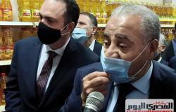 وزير التموين : احتياطيات مصر من القمح تكفي 6.3 شهر