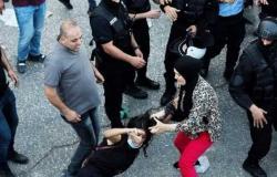 الأمم المتحدة تدعو الحكومة الفلسطينية إلى تأمين المظاهرات بدون تمييز