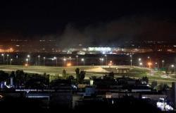 هجوم صاروخي يستهدف قاعدة أمريكية بمطار أربيل بكردستان العراق