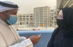 """الحاجة """"زهراء"""" تشيد بجهود ولي العهد في تمكين المرأة: عمل المجندات مفخرة"""