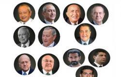 مصر تتصدر بـ ساويرس ومنصور .. قائمة أغنى العائلات العربية في 2021