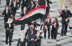 أول تعليق من تامر حسني على زي البعثة المصرية في الاولمبياد