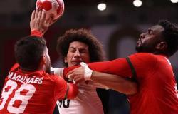 مشاهدة مباراة منتخب مصر لكرة اليد ضد الدنمارك مباشر.. والقنوات الناقلة المجانية