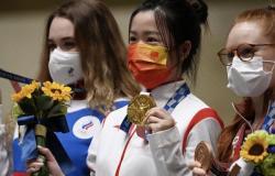 في مسابقة بندقية الهواء المضغوط 10 أمتار .. أول ذهبية للصين