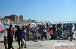 محافظ الإسكندرية: نستقبل مليون زائر يوميًا.. و5 جنيهات سعر تذكرة 7 شواطئ بالمحافظة