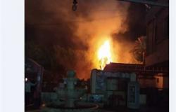 حريق محدود في منتجع السيليين بالفيوم.. والحماية المدنية تسيطر