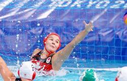 سيدات كندا لكرة الماء يسحقن جنوب إفريقيا بـ21 هدفا