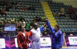 مصر ترفع رصيدها إلى 8 ميداليات فى منافسات «السامبو»