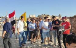 مبادرة «مصر بلا غرقى» بشمال سيناء