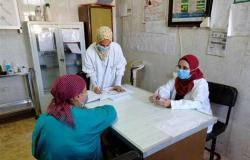 ضمت 9 عيادات متنقلة .. قافلة طبية لفحص 1115 مواطنا بالمجان في قرية بهيج بالإسكندرية