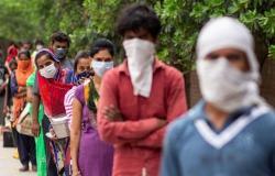 الهند تسجّل 44230 إصابة جديدة بكورونا و42 حالة بمصر
