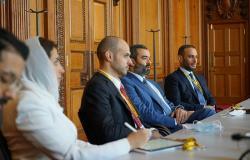 المملكة تتعاون مع بريطانيا لتنمية الاقتصاد وريادة الأعمال الرقمية بالمنطقة