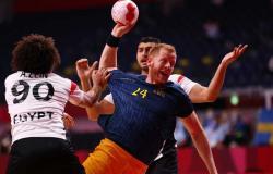 بث مباشر .. موعد مشاهدة منتخب مصر لكرة اليد ضد البحرين في أولمبياد طوكيو 2020