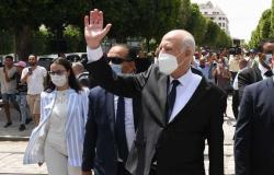 الكويت تدعو المجتمع الدولي لمساندة تونس في أزمتها