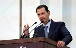 """سوريا.. الأسد يكلف """"عرنوس"""" رئيس الوزراء الحالي بتشكيل الحكومة الجديدة"""