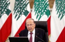 الرئاسة اللبنانية تعلق لأول مرة على مزاعم لقاء عون وميقاتي وشروطة لتأليف الحكومة