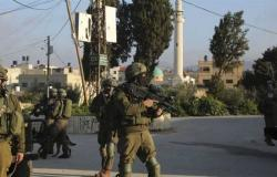 الجيش الإسرائيلي يطلق قنابل ضوئية فوق بلدة الغجر اللبنانية