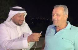"""بالفيديو.. أسعد البوسني لـ""""سبق"""": تابعت أخبار المملكة قديماً منذ تقديم المساعدات لبلادي"""