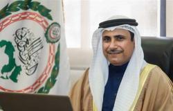 رئيس البرلمان العربي يوقع اتفاقية للتعاون المشترك مع مجلس الشيوخ الباكستاني
