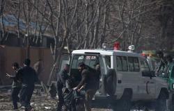انفجار كبير وسط العاصمة الأفغانية كابول يعقبه إطلاق نار كثيف