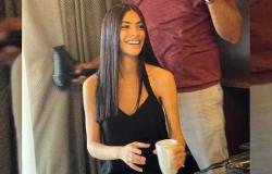 استعدادًا لفيلمها الجديد.. هدى المفتي تظهر لياقتها البدنية بتسلقها للجدار (فيديو)