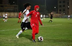 مصر تتخطى لبنان وتتصدر مجموعتها مؤقتًا في كأس العرب للسيدات