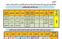 جامعة المنيا تعلن الجدول الزمني للتطعيم ضد كورونا