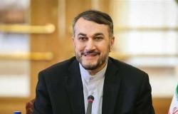 لافروف وعبد اللهيان يبحثان ملفي أفغانستان والاتفاق النووي