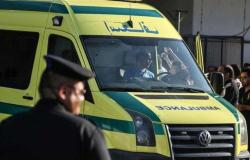 إصابة طبيبة وممرضتين في تصادم ملاكي بسيارة نقل بسفاجا