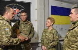 أوكرانيا وأمريكا تجريان تدريبات عسكرية مشتركة