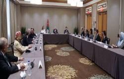 الملك يؤكد أهمية دور المنظمات العربية في الولايات المتحدة في تعزيز العلاقات العربية الأمريكية