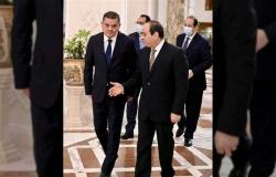 السيسي يؤكد موقف مصر الثابت تجاه احترام السيادة الليبية والحفاظ على وحدة أراضيها