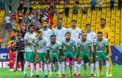 """""""فيفا"""" يعلن: المنتخب السعودي يتقدم 5 مراتب .. ويحتل المركز الـ 56"""