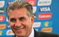 كارلوس كيروش: التأهل لكأس العالم ليس سهلاً.. وهذا رأيي في اللاعب المصري