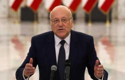الحكومة اللبنانية الجديدة تصادق على مقترح استئناف المفاوضات مع صندوق النقد الدولي