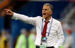 كيروش يحدد موعد إعلان أسماء لاعبي المنتخب استعدادًا لليبيا