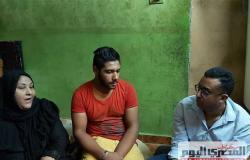 شقيقة ضحية «أوسيم»: «ابنه ضربه برقبة إزازة» (فيديو)