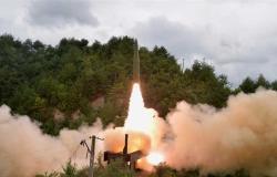 كوريا الشمالية تطلق صواريخ بالستية على السكك الحديدية
