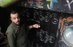 حملات مكبرة لإزالة الإشغالات بشوارع الإسكندرية