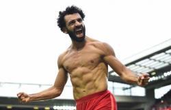 ملخص مباراة ليفربول ضد كريستال بالاس.. وهدف محمد صلاح الصاروخي (فيديو)