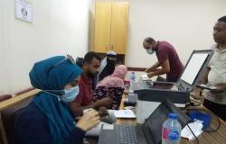 تطعيم العاملين في«الأقصر الأزهرية»بالجرعة الأولى من لقاح فيروس كورونا