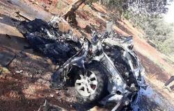 """""""مسيّرة"""" تستهدف سيارة بإدلب.. حديث عن اغتيال قادة في تنظيم حراس الدين"""