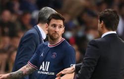 ميسي يواصل الغياب عن مباريات باريس سان جيرمان