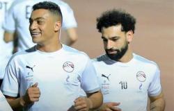 المنتخب يبرئ مصطفى محمد .. ويكشف موقف محمد صلاح من المعسكر