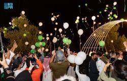 القبض على 6 متحرشين في احتفالات اليوم الوطني