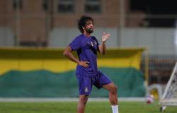 """""""الصليهم"""" ينعش تدريب النصر قبل موقعة أبها في الدوري"""