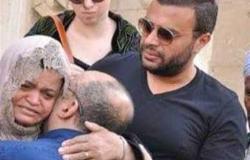 إصابة والدة رامي صبري بوعكة صحية بعد وفاة ابنها «كريم»