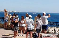 شركات سياحة روسية: نشاط كبير لحجز رحلات مصر تمتد إلى شهري فبراير مارس